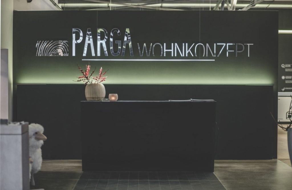 Empfangstheke von Parga Wohnkonzept in Braunschweig