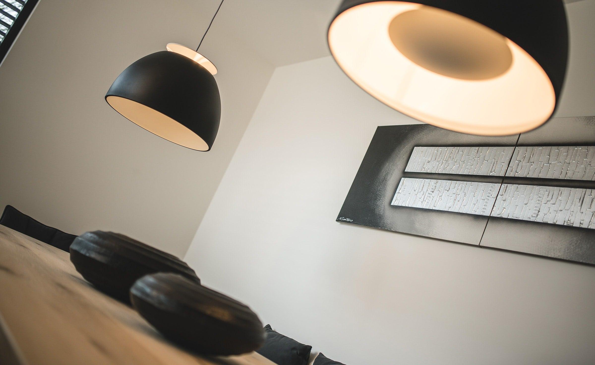 Inneneinrichtung und Lampen nach Umbau durch Parga Braunschweig