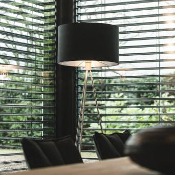 inspirationsquelle-wohnzimmer-flos-leuchte